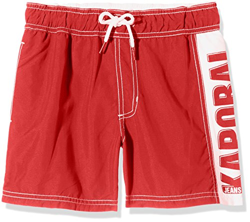 Kaporal DAVY-Shorts Bambino    Rouge (Hibisc) 12 anni