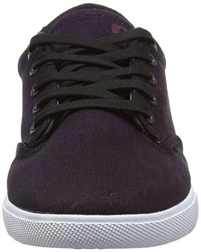 Sneakers white Lighthouse Violett Slim Globe Erwachsene Unisex dark burgundy wRSIxpq