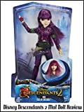 Review: Disney Descendants 2 Mal Doll Review [OV]
