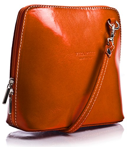 Big Handbag Shop, Borsa a tracolla donna One Orange