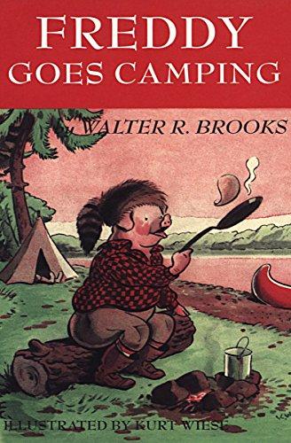 Freddy Goes Camping (Freddy the Pig Book 15) (English Edition)