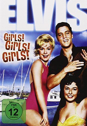 Elvis Presley - Girls! Girls! Girls! [Edizione: Germania]