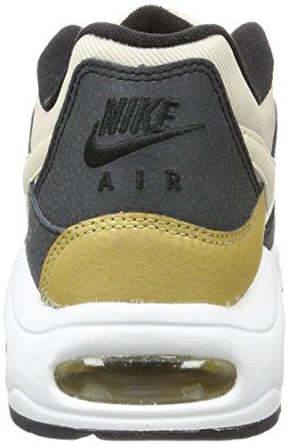 Nike Wmns Air Max Command Prm, Gymnastique femme Multicolore - Multicolore (Oatmeal/Otml/Blk/Mtlc Gld Str)