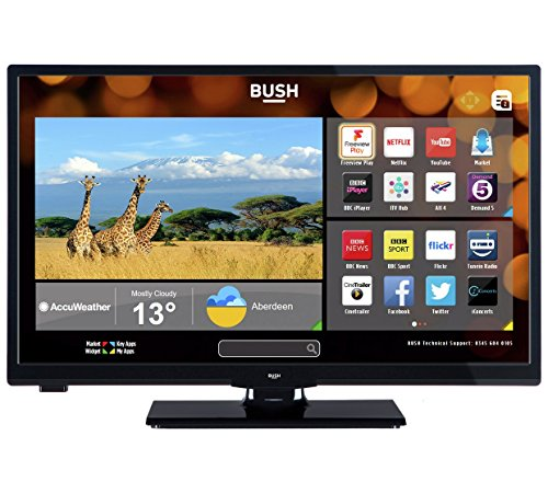 Bush LED24265DVDCNTD 50 Hz TV