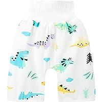 AioTio Couches-Culottes Anti-Fuite pour Bébé, Pantalons d'entraînement pour Enfants sous-vêtements de Pot, Pantalons de…