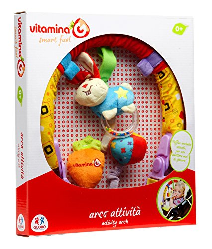Globo Toys Globo–5040VITAMINA _ G Aktivität Kinderwagen Arch