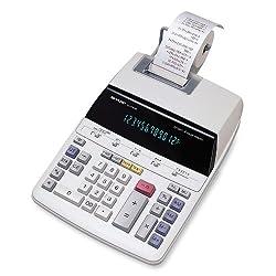 Sharp El2192rii Calculator - Calculators (Pocket, Printing Calculator, White, 227.8 X 77.7 X 335.7 Mm)