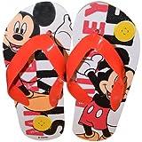 Other Disney Mickey Flip Flops 9-10 Footwear,Holiday,Shower