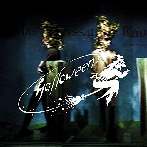 Yallylunn Happy Halloween Home Household Room Wall Sticker Mural Decor Decal Removable New Bringen Sie Farbe Und Leben In Ihr Zimmer Sicherheit Und Umweltschutz (Winnie Pooh Happy Halloween The)