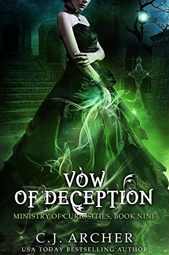 Vow of Deception (Ministry of Curiosities Book 9) (English Edition)