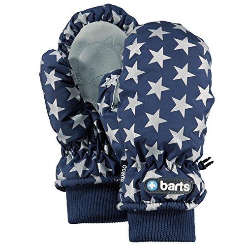 Barts Jungen Handschuhe Mehrfarbig (Blau (mit Sternen)) 2