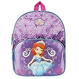 Disney Princess - Sofia die Erste - Kinder Rucksack metallic lila