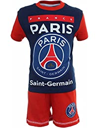 Paris Saint Germain Ensemble Short et T-shirt Garçon