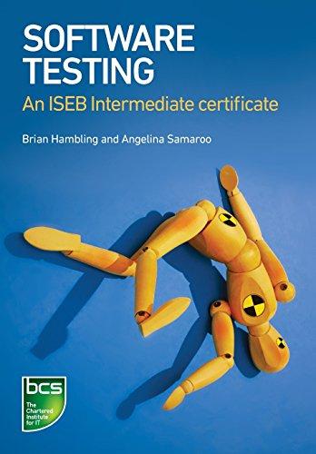 Software Testing: An Iseb Intermediate Certificate por Brian Hambling