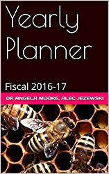 Yearly Planner: Fiscal 2016-17 (Office Planner)
