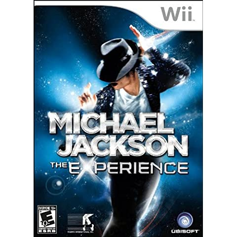 Michael Jackson The Experience - Nintendo Wii by Ubisoft