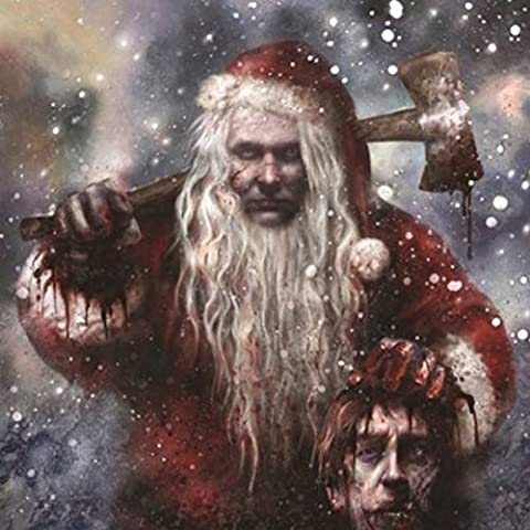 Silent Night Deadly Night/Vinyle Couleur