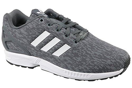 online retailer 416af 53e77 ... amazon adidas zx flux j chaussures de fitness mixte enfant gris gricin  ftwbla a0156 fcc13