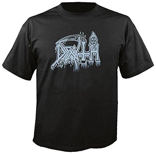 DEATH - Classic Logo - T-Shirt Größe L -