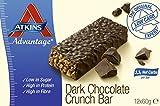 Atkins Advantage Dark Chocolate Crunch Bars - Pack of 12