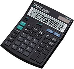 Citizen Desktop CT 666N Calculator