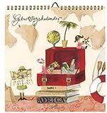 Geburtstags-Kalender Motiv Weltreise