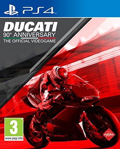 DUCATI   90TH ANNIVERSARY
