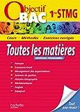 Telecharger Livres Objectif Bac 1ere STMG (PDF,EPUB,MOBI) gratuits en Francaise