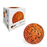 Blackroll Orange rullo per automassaggio blackBALL-orange palla per automassaggio, 12 cm, 8050090 - Blackroll Orange - amazon.it