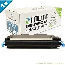 MWT cartucho Q7581A cian XXL refabricado para HP Color LaserJet 38003800N 3800DN 3800DTN + CP3505CP3505N CP3505DN CP3505X–Alternativer compatible