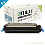 1x MWT Remanufactured Toner für HP Color LaserJet 3600 DN N ersetzt Q6471A