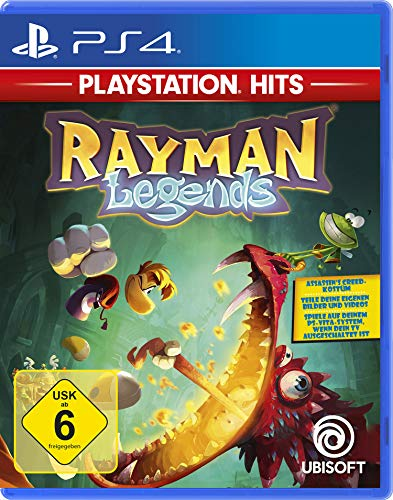 Rayman Legends [PlayStation 4]