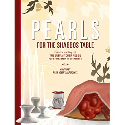 Pearls For The Shabbos Table (English Edition)