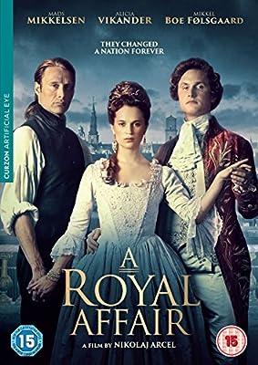 A Royal Affair [DVD] [UK Import]