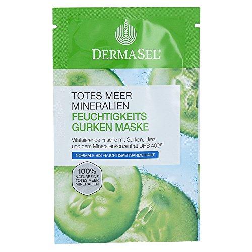 DermaSel-Masque Hydratant Sel De La Mer Morte Dermasel