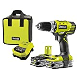 Ryobi RCD18-LL25S Perceuse Simple Électrique sans fil 18 volts/2.5 amps