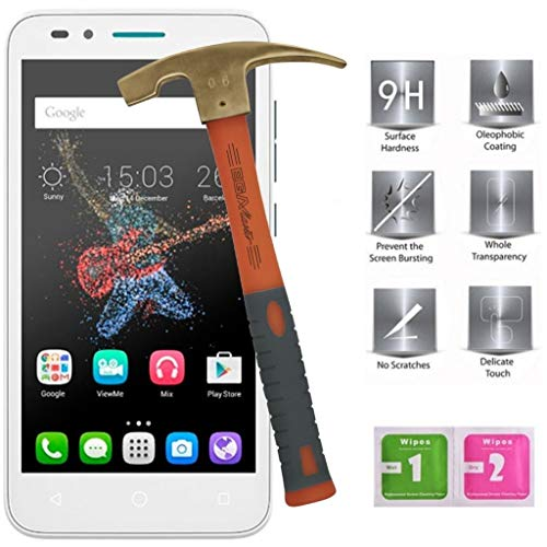 Todo Phone Store Screen Protector Anti-shock Tempered Glass 9H STANDARD for ALCATEL GO PLAY 4G 5""