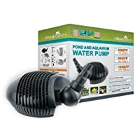 All Pond Solutions Submersible Water Pond Pump, 10000 Litre/ Hour Pump