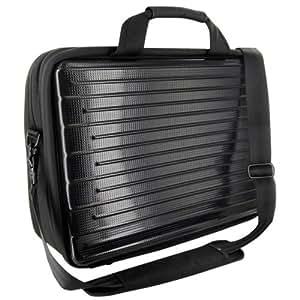 4WORLD Hard Case - Sacoche pour ordinateur portable, noir