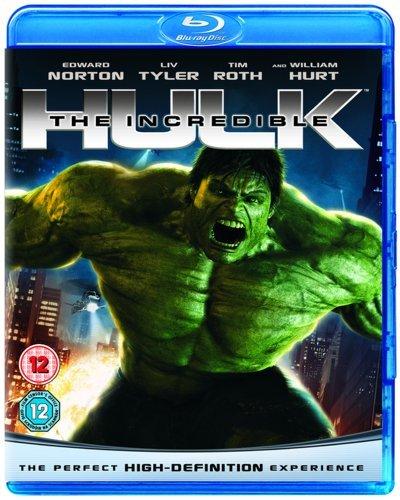 Image of The Incredible Hulk [Blu-ray] [Region Free]