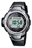 Casio Sport Unisex-Armbanduhr Pro-Trek-Funk-Solar-Kollektion Digital Quarz PRW-500-1VER