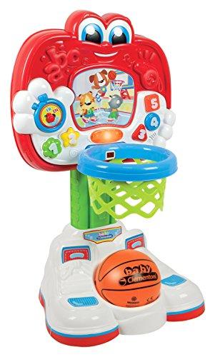 Clementoni - 52187 - Mon premier panier de basket