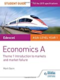 Edexcel A-level Economics A Student Guide: Theme 1 Introduction to markets and market...