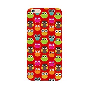 Owls in Red iPhone 6/6s case