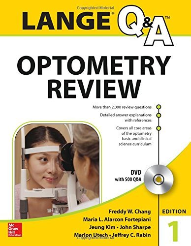 Lange Q&A Optometry Review: Basic and Clinical Sciences by Freddy W. Chang (2015-07-28)