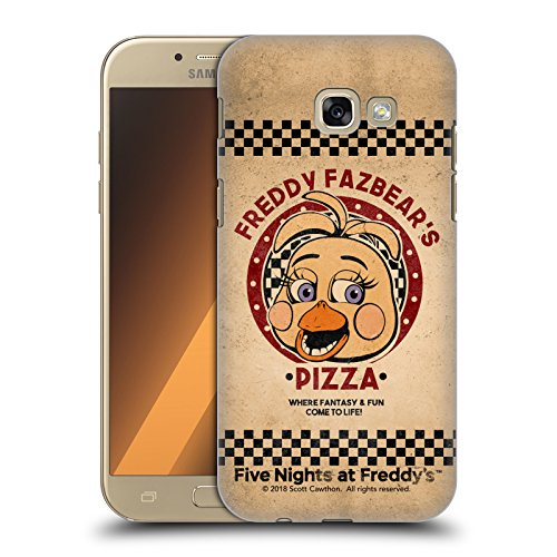 Official Five Nights At Freddy's Toy Chica Freddy Fazbear's Pizza Hard Back Case for Samsung Galaxy A5 (2017)
