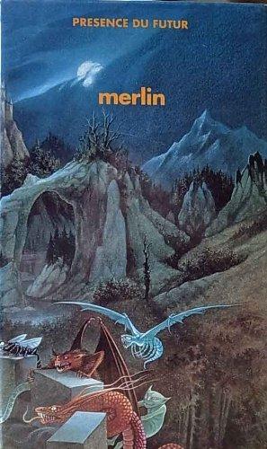 LE CYCLE D'AMBRE COFFRET 4 VOLUMES : TOME 2, MERLIN