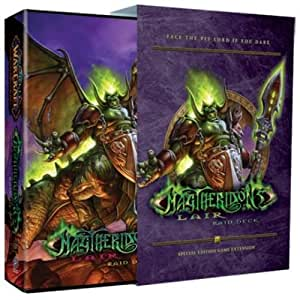 World of Warcraft TCG - Magtheridon's Lair Raid Deck [Toy] [Sports]