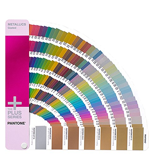 Pantone-farbe (PANTONE PLUS GG1507 Metallics Guide Coated [Ein Farbfächer inbegriffen])