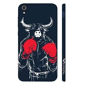 Lenovo S 850 Bull Fight designer mobile hard shell case by Enthopia